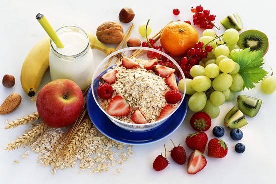 здоровые диетические продукты